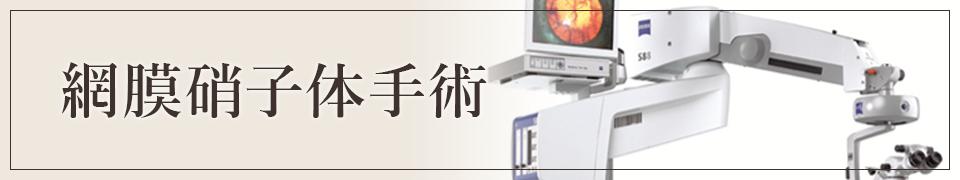網膜硝子体手術