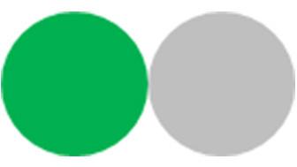 緑・グレー