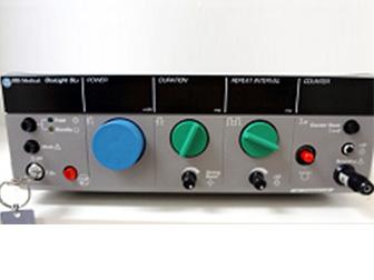 半導体レーザー装置オキュライトSLx(トーメー)