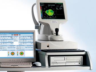 角膜形状解析装置 ATLAS