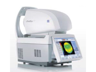 波面収差/角膜形状解析装置 i-profiler